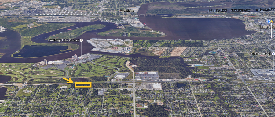Approximately 12.5 Acres next to I-210